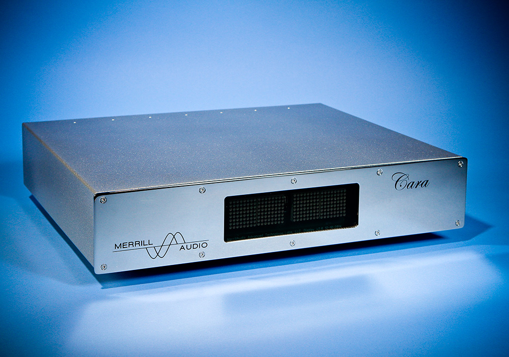 Cara Preamplifier Merill Audio Advanced Technology Labs