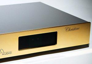 CHRISRINE Reference Pre Amplifier