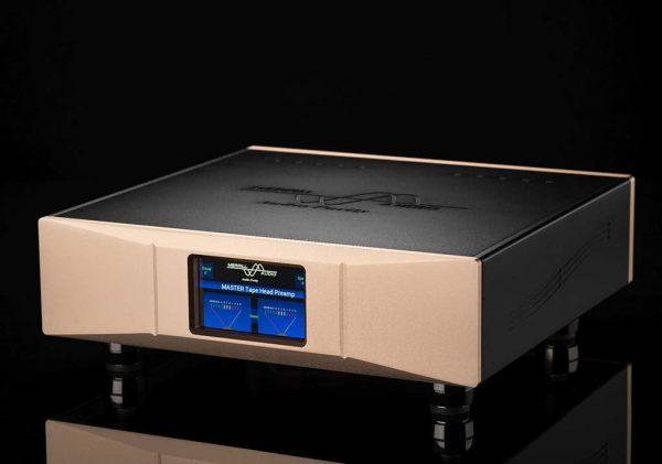 Merill Audio MASTER TapeHead Preamp Right Front